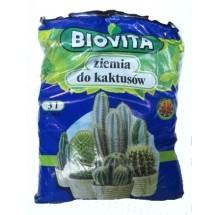 BIOVITA ZIEMIA DO KAKTUSÓW - 3L