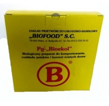 BIOEKOL PREPARAT DO KOMPOSTOWANIA -  300G