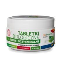 BIOEXPERT TABLETKI BIOLOGICZNE DO SZAMB I OCZYSZCZALNI - 6 SZT