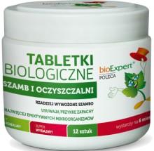BIOEXPERT TABLETKI BIOLOGICZNE 12SZT
