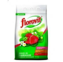FLOROVIT DO TRUSKAWEK I POZIOMEK 3KG