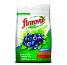 FLOROVIT NAWÓZ DO BORÓWEK - 3KG