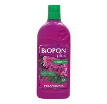 BIOPON PLUS NAWÓZ DO PELARGONII - 0,5L