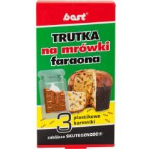 BEST KARMNIK NA MRÓWKI FARAONA 3x2,5G
